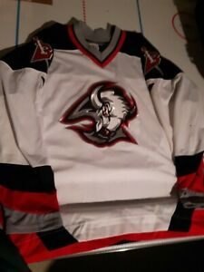 Buffalo Sabres retro white jersey XXL NHL