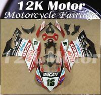 DUCATI 899 1199 2012 2013 2014 2015 Fairings Kit Fairing Set Plastic Bodywork 17