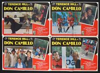 Lote Fotobusta Don Camillo Terence Hill Mimsy Farmer Colin Blakely H131