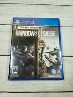 Tom Clancy's Rainbow Six Siege: Playstation 4 [Brand New] PS4 Sealed