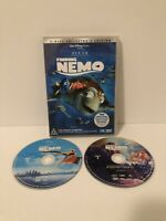 FINDING NEMO 2 DISC COLLECTORS EDITION Free Postage Region 4