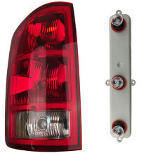 Left Tail Light Rear Lamp Taillight with Bulbs - Fits 2002-2006 Dodge Ram Pickup