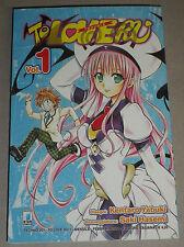 To Love Ru n. 1 - Hasemi Saki, Kentaro Yabuki - Edizioni Star Comics