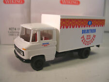 """Wiking 027401 MB L 608 Lieferwagen """"DR. OETKER"""" Neuware.(627)"""