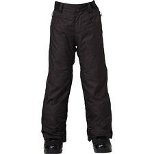 QUIKSILVER Men's LINE Snowboard Pants - Black - Size XL - NWT