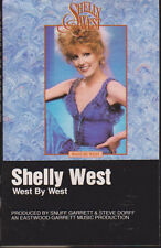 "SHELLY WEST ""WEST BY WEST"" CASSETTE 1983"