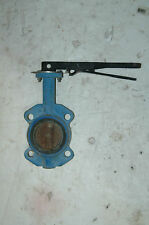 #3 Butterfly Valve 3 inch irrigation water iorn bolt in  Make me an offer