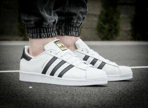 Adidas Superstar Originals Fundation Turnschuhe Sneaker Herren-Damen  C77124 TOP