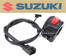 Right Start er Kill Switch GS500 GSF600 1200 GSXR600 750 SV650 (See Notes)#T193