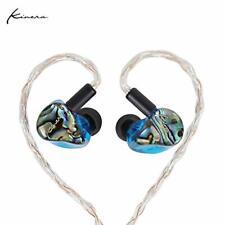 Kinera - IDUN - Hybrid 3 Driver In-Ear Monitors - Blue - 1 Year Warranty