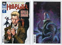 Hellblazer Issue #23 Regular & Variant Cover (6/27/18 1st Print)