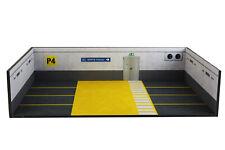 Diorama Parking souterrain - 1/43ème - #43-4-AZ-AY-BA-BA-001
