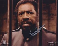 [5830] Ernie Hudson STARGATE SG-1 Signed 8x10 Photo AFTAL