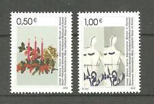 KOSOVO 2003 Christmas and New Year set MNH