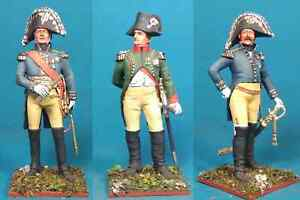 VID SOLDIERS Marshals of the Empire, Napoleonic Wars Metal Figure 1/30