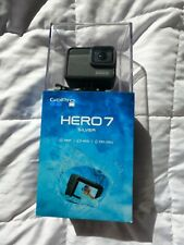 GoPro Hero7 Silver waterproof camera and camcorder + 32Gb Sd Card New In Box!