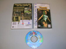 TOMB RAIDER (Sega Saturn) Complete CIB