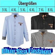 Herren-Freizeithemden & -Shirts mit Button-Down-Kragen in Plusgrö��e
