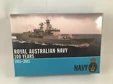 2011 $1 Silver Proof Coin & Badge Set Royal Australian Navy 100 Years