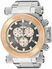 Invicta Men's Coalition Forces Analog Quartz Watch with Stainless Steel Strap,..