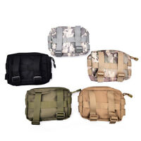 Airsoft Tactical Military Modular Molle Kleine Utility Pouch Edc Tasche Wass  ZD
