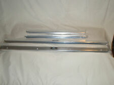 '56-'57 Chevy 4 Door Hardtop Sill Plates *New Repros