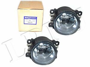LAND ROVER RANGE ROVER SPORT L320 10-13 & L322 10-12 FOG LIGHT SET LR001587 X2