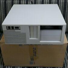 Vintage California PC All Steel Commercial Horizontal ATX Desktop Case *Nice*