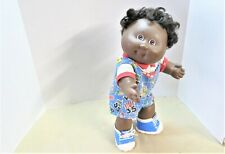 New ListingCabbage Patch African American Doll Signed Xavier Roberts Hasbro Toy Co. 1982