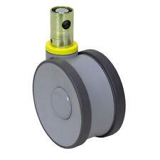 "5"" Dual Wheel Swivel Caster w/Automatic Brake System 1-5373"