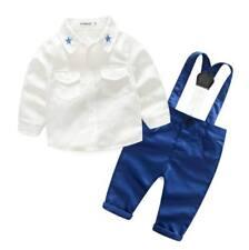 Baby Boy Suit Smart Wear Vestito Tuta Bambino Set Occasione Speciale