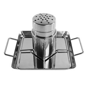 Beer Can Chicken Roaster Stainless Steel Barbecue Holder Dishwasher Safe Pukkr