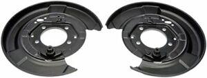Dorman - Oe Solutions 924-373 Brake Dust Shield - 1 Pair