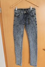 Criminal Damage Style Super Skinny  Denim Size 24 Unisex Neu