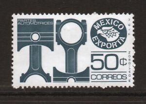 MEXICO EXPORTA. PAPER 1. MNH  SCOTT NO. 1112a