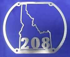 Idaho 208 Steel Exciter Cover Ring Only Pipeliner Fits Lincoln Sa 200 Welder