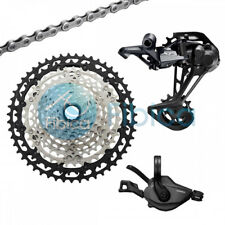 New 2020 Shimano Deore XT M8100 Upgrade Drivetrain Derailleur Groupset 12-speed