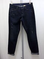 Cambio Damen-Jeans aus Denim mit mittlerer Bundhöhe