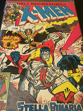 GLI INCREDIBILI X-MEN n. 1 STAR COMICS MARVEL