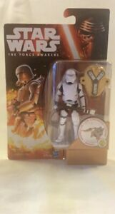 Star Wars First Order Flametrooper 4'' Figure The Force Awakens
