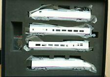Electrotren E3522 Tren Euromed RENFE 4 piece Set Period VI