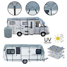 Wohnwagen & Wohnmobil Schutzdach 6 x 3 Meter 3 Schichten 160g Winter geeignet