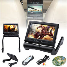 "8.5"" LCD Screen In Car Armrest Monitor Video DVD Player IR/FM/USB/TF Game Remote"