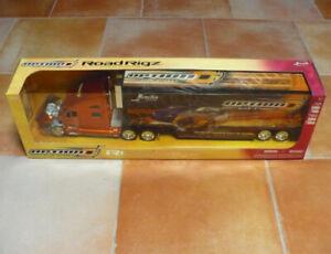 Camion Peterbilt Road Rigz Allestimento -Drift - Show - Street  1:32 Jada Toys