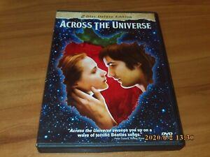 Across the Universe (DVD, 2008, 2-Disc, Deluxe Widescreen)
