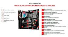 MSI Meg Z390 GODLIKE - Placa Base Entusiasta ,LGA 1151