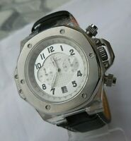 ANCIEN CHRONOGRAPHE TOY WATCH STRONG COLLECTION TWS029 A MULTIFONCTION ET DATEUR