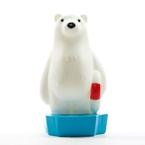 Polar Bear Colour Changing Night Light With 15 minute Timer
