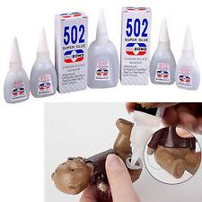 1* FD3764 502 Super Glue Cyanoacrylate Adhesive Strong Bond Fast Repair Tool'