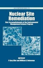 Nuclear Site Remediation: First Accomplishments of the Environmental M-ExLibrary